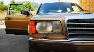 our mercedes benz w126 cars