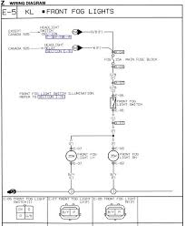 fog light wiring diagram 1993 2002 2l i4 mazda626 net forums