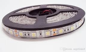 waterproof led ribbon lights dc12v 5050 smd led flexible strips lighting for jewelry showcase