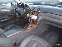 image gallery 2004 clk500 interior