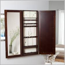 jewelry box wall mounted cabinet wall mounted jewelry storage perfect jewelry storage for small room