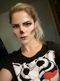 10 Easy Halloween Costumes 3d 25 Skull Makeup Ideas Halloween Skull Makeup