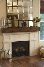 Diy Fireplace Cover Up Best 25 Mantle Mirror Ideas On Pinterest Fireplace Mirror