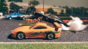 fast and furious race custom hotwheels and die cast cars fast and furious drag race in
