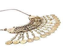 coin necklace gold images Coin necklace gold tola jpg