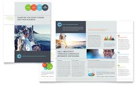 business analyst brochure template word u0026 publisher