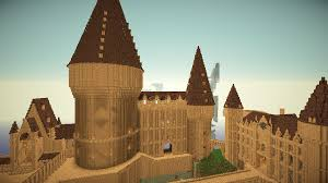 the wizarding world hogwarts in minecraft 1 1 scale amazing