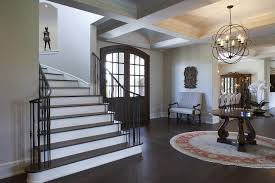 Foyer Light Fixture Foyer Lighting High Ceiling Traditional Entryway With High