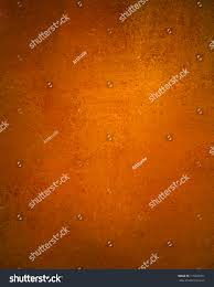 vintage halloween pattern background abstract orange background old copper vintage stock illustration