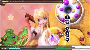 kagamine rin sweet magic project diva future tone ps4 youtube