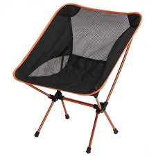 Patio Folding Chair Aluminum Alloy Portable Folding Chairs Picnic Hiking Fishing