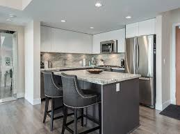 Kitchen Cabinets In Calgary Evolution Condo Downtown East Village Mike Leibel