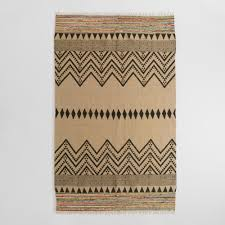 diy screen print india hand woven in india our exclusive area rug features a screen