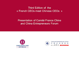 china cci chine third edition of ceos meet ceos 13 april