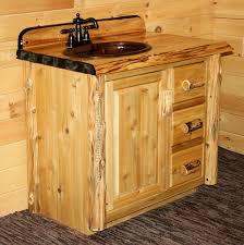bathroom particular small rustic bathroom vanities then your