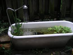 clawfoot ideas for back yard pinterest záhrady a nápady
