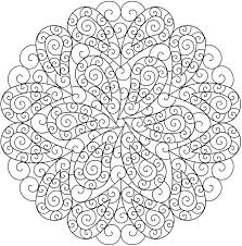 astounding exciting printable paisley pattern kids coloring pages