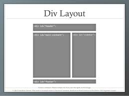html layout under learn html css from scratch in 30 days