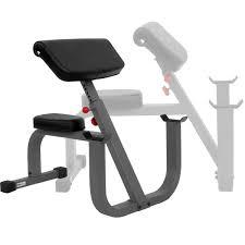 xmark commercial seated preacher curl weight bench walmart com