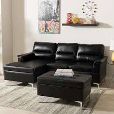 Sofa With Ottoman by Sofas Living Room Furniture The Home Depot