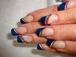 21 awesome 4th of july patriotic day nail design ideas