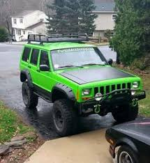 light green jeep cherokee pin by juan perez on jeep xj only pinterest products