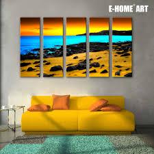 online get cheap sunset beach poster aliexpress com alibaba group