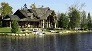 luxury parry sound cottage for rent 410 on lorimer lake near