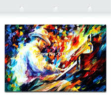 New Orleans Wall Decor Wall Decor Jazz Mirror Wall Decor Palette Knife Painting Bottle