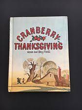 cranberry thanksgiving ebay