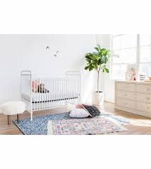 3 In 1 Convertible Cribs Franklin Ben Abigail 3 In 1 Convertible Crib Washed White