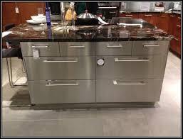 Stainless Kitchen Islands Stainless Steel Kitchen Island Ikea Kitchen Home Decorating