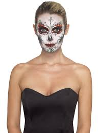 day of the dead make up kit 44226 fancy dress ball
