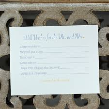 wedding wishes and advice cards 44 best wedding reception images on wedding reception