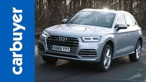 Audi Q5 8 Seater - audi q5 suv 2017 review u2013 carbuyer youtube