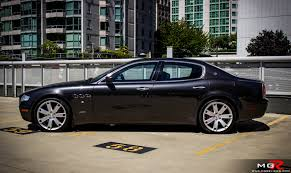 maserati vancouver review 2007 maserati quattroporte u2013 m g reviews