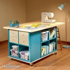 Diy Craft Desk With Storage 25 Creative Diy Projects To Make A Craft Table I Creative Ideas