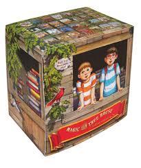 Magic Treehouse - magic tree house boxed set books 1 28 by mary pope osborne