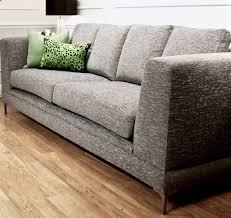 Diamond Tufted Sofa by Linen Sofas Australia Tehranmix Decoration