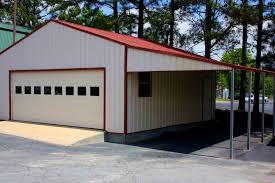 steel garage with apartment best two car garage design ideas ideas home design ideas