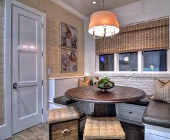 shaker door style kitchen beach with bridge faucet coastal corner