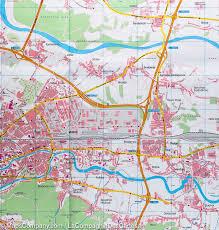 Regensburg Germany Map by City Map Of Ljubljana Slovenia Freytag U0026 Berndt U2013 Mapscompany