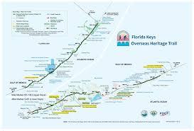 Map Of Venice Florida Biking The Florida Keys Overseas Heritage Trail Florida Rambler