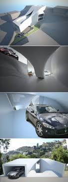 designing a garage design contest by maserati