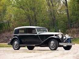rolls royce vintage phantom rm sotheby u0027s 1933 rolls royce phantom ii sport saloon by