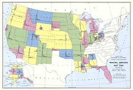 united states map with longitude and latitude cities map of usa with cities and latitude longitude at lines