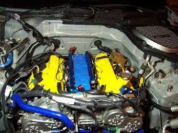nissan 350z engine cover drift projekt z 2003 nissan 350z specs photos modification info