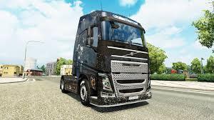 volvo truck commercial skin battlefield 4 v2 0 for volvo truck for euro truck simulator 2