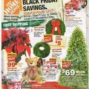 shopper de home depot de black friday