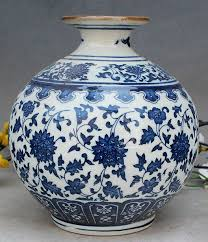 Blue And White Vase Aliexpress Com Buy Exquisite Small Round Chinese Old Handwork